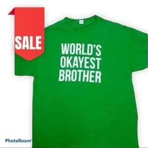 🍒2 for $20 Funny Brother Shirt Size XL